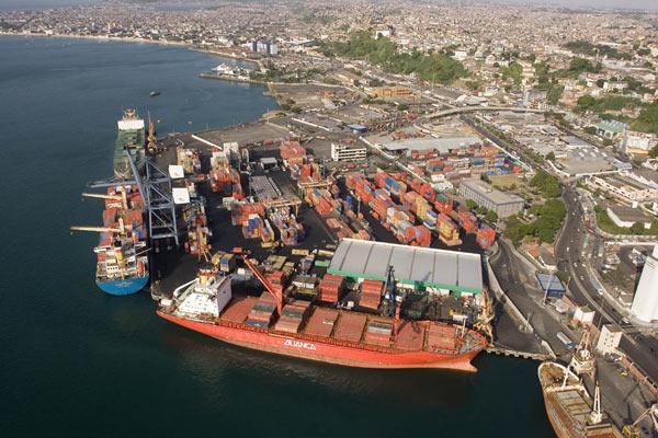 Porto de Salvador já opera com navios de 14,5 m de calado